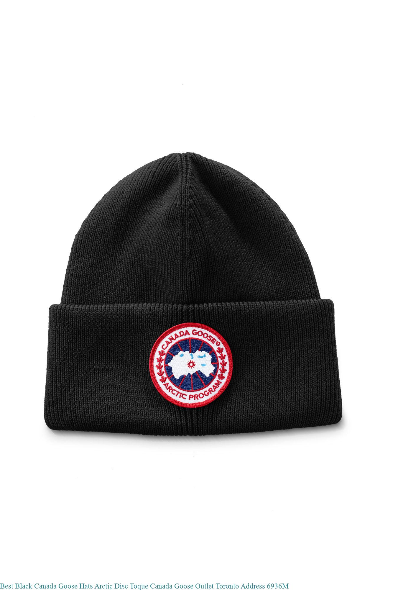 d0a1aae3e99 Best Black Canada Goose Hats Arctic Disc Toque Canada Goose Outlet Toronto  Address 6936M – Cheap Canada Goose Outlet Store Jacket Expedition Parka Sale