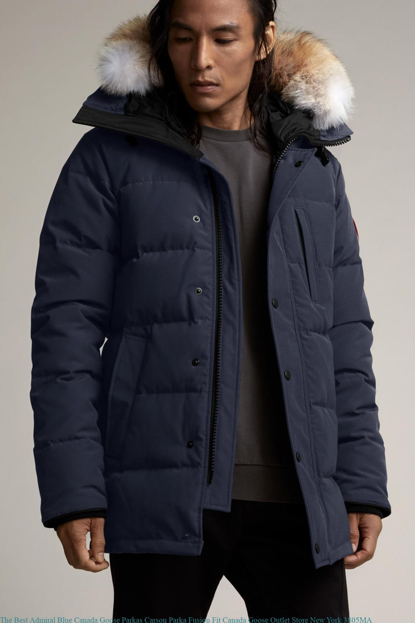 The Best Admiral Blue Canada Goose Parkas Carson Parka Fusion Fit Canada  Goose Outlet Store New York 3805MA – Cheap Canada Goose Outlet Store Jacket  ... 17f4402b64f6